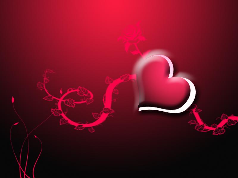 contoh kartu valentine